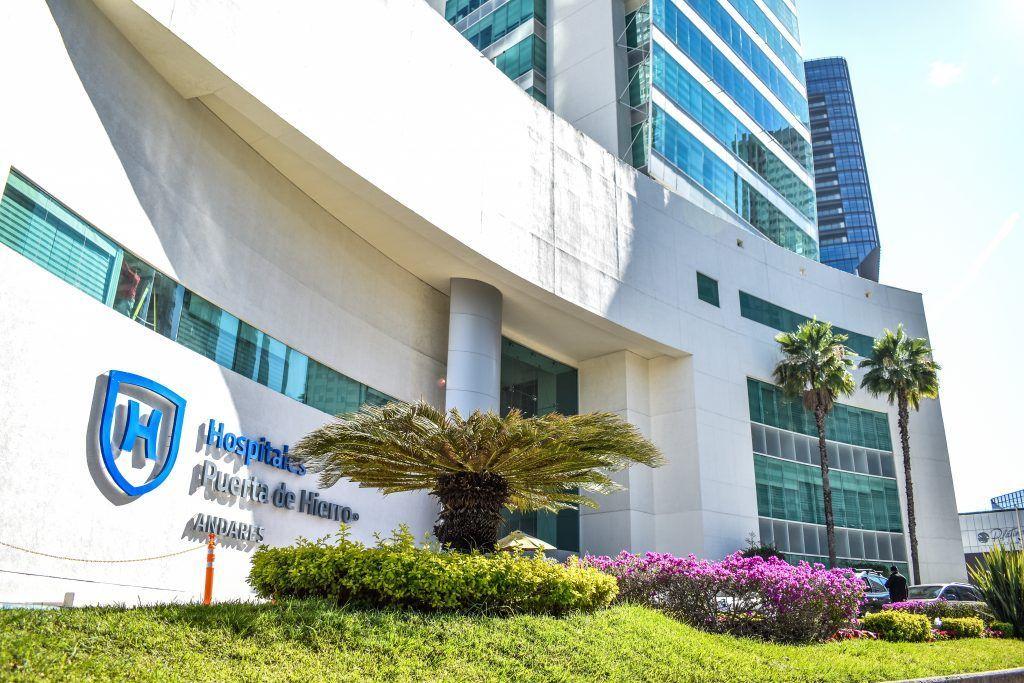 Hospital Puerta de Hierro Andares torre Elite