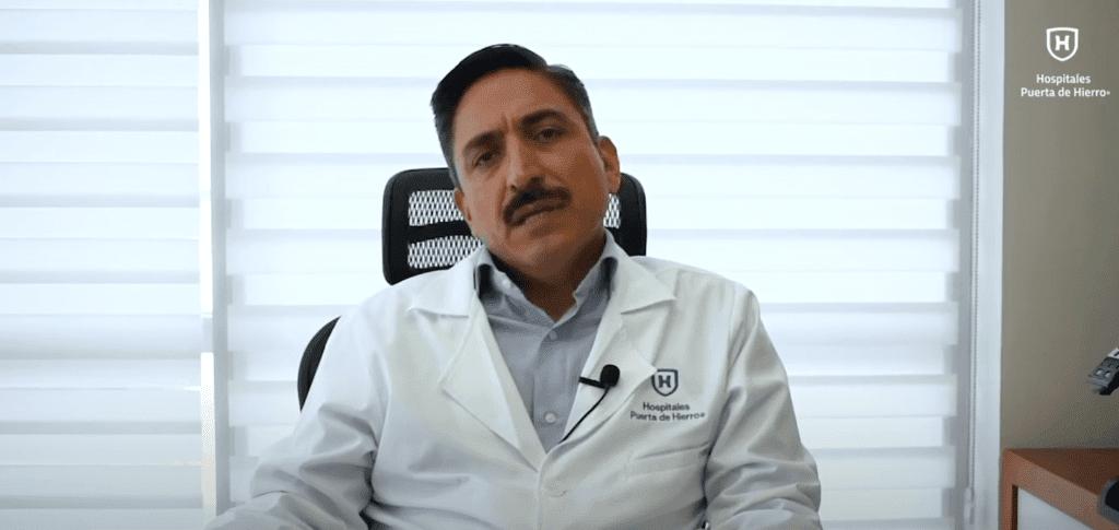 Dr. Sergio Corona urólogo en Colima