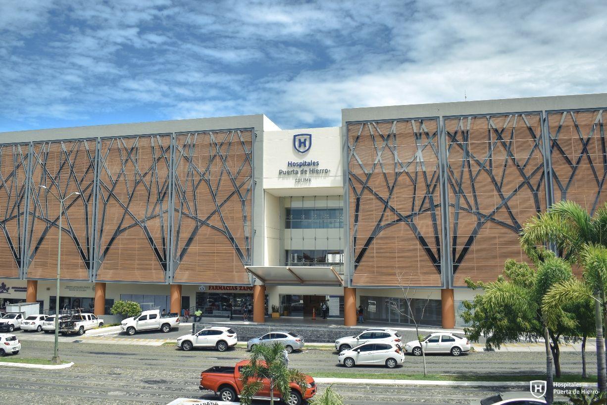 Hospital Puerta de Hierro Colima