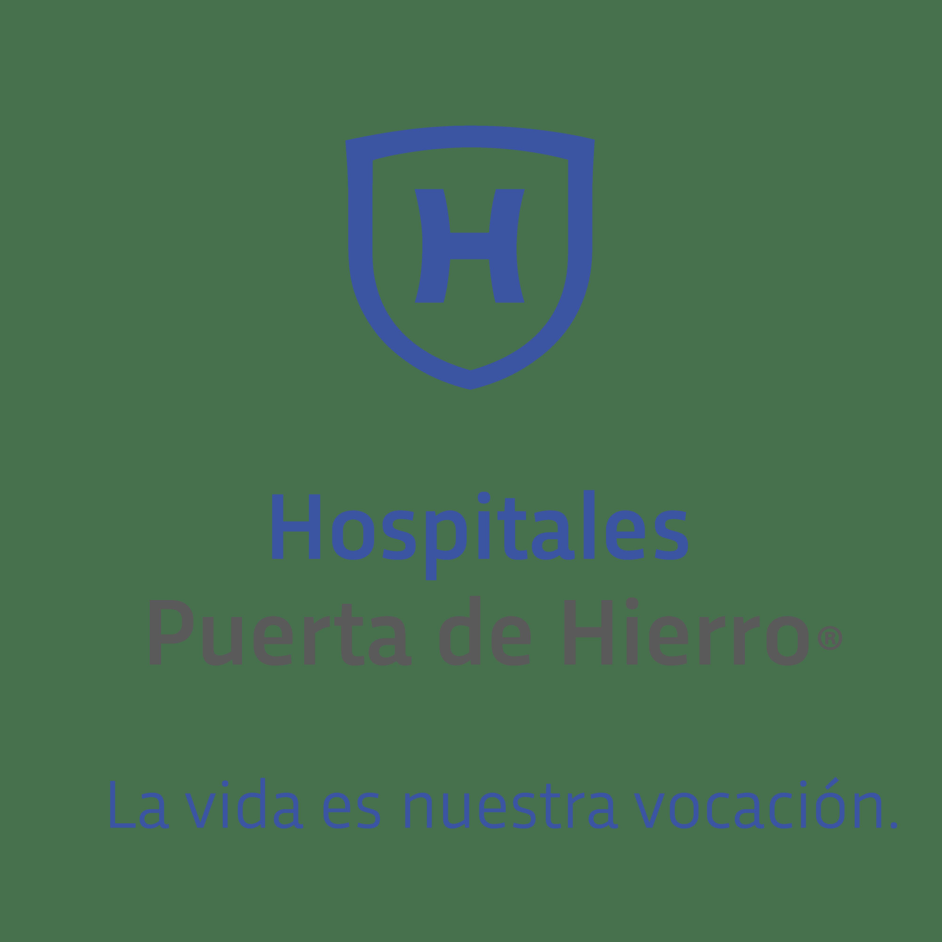 Logotipo Hospitales Puerta de Hierro