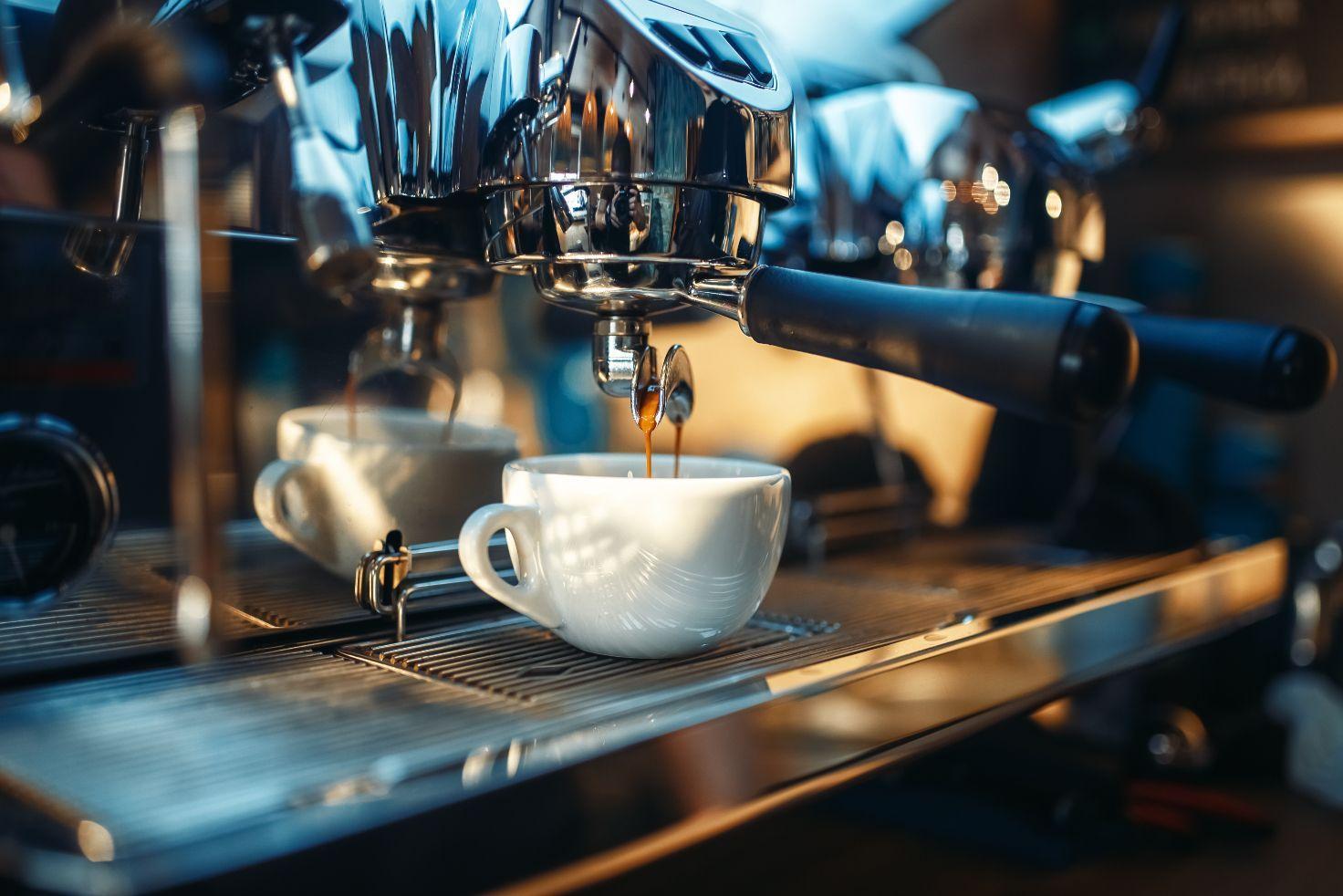 Café espresso cappuccino