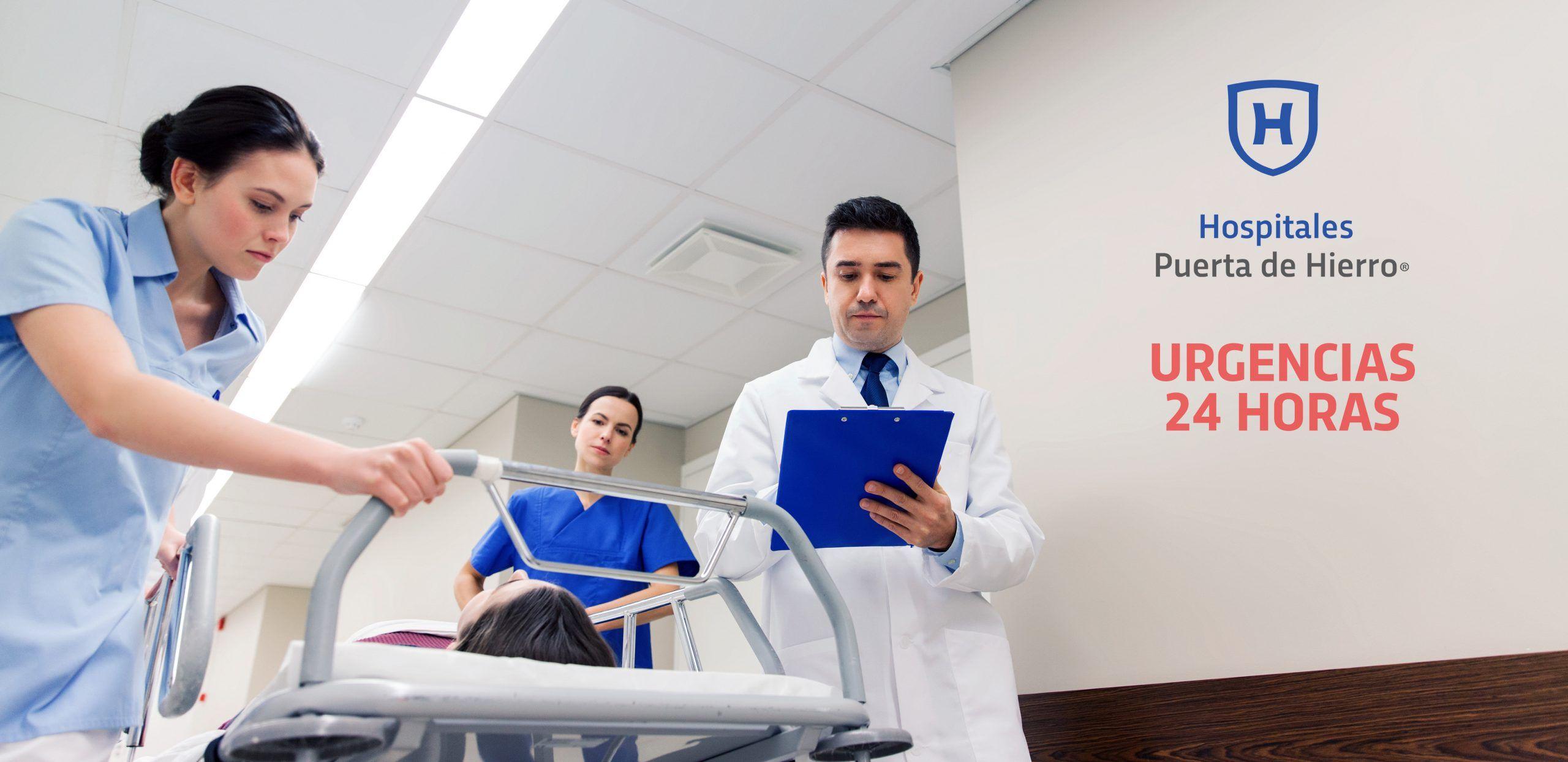 Urgencias médicas 24 horas Puerta de Hierro