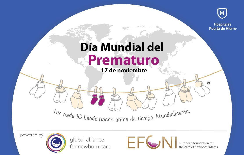 Día Mundial del bebé prematuro