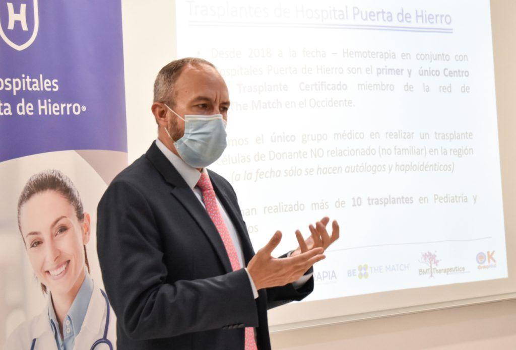 Dr. Óscar González Ramella