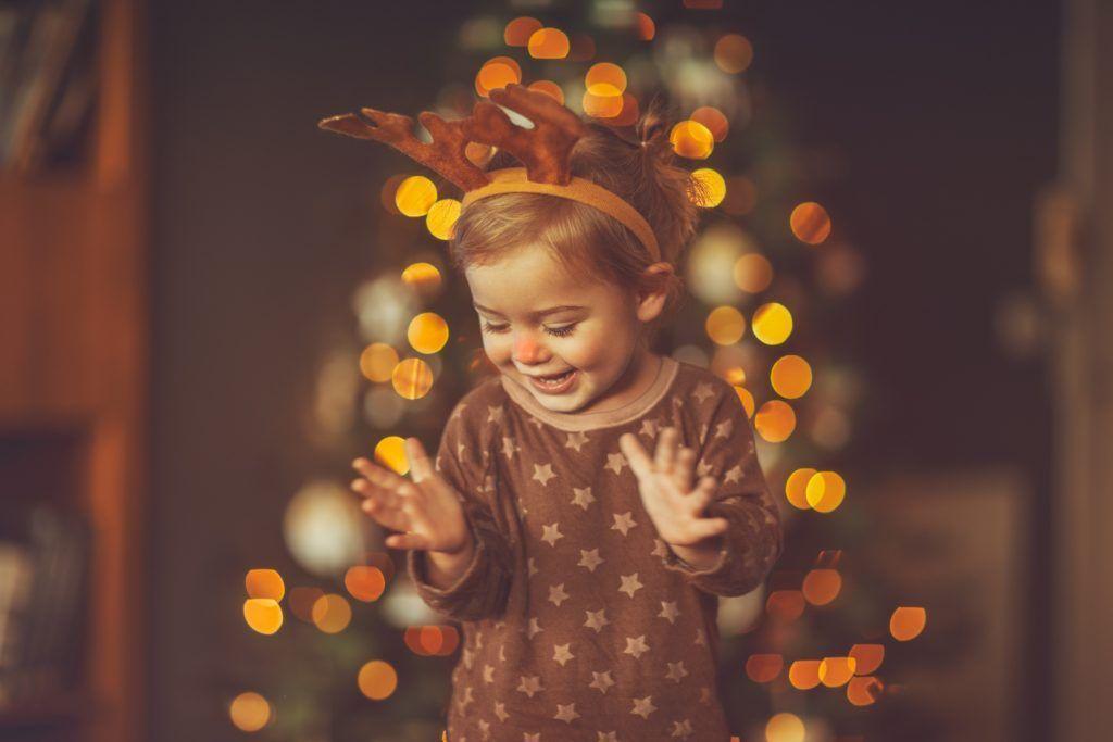Bebé árbol de navidad