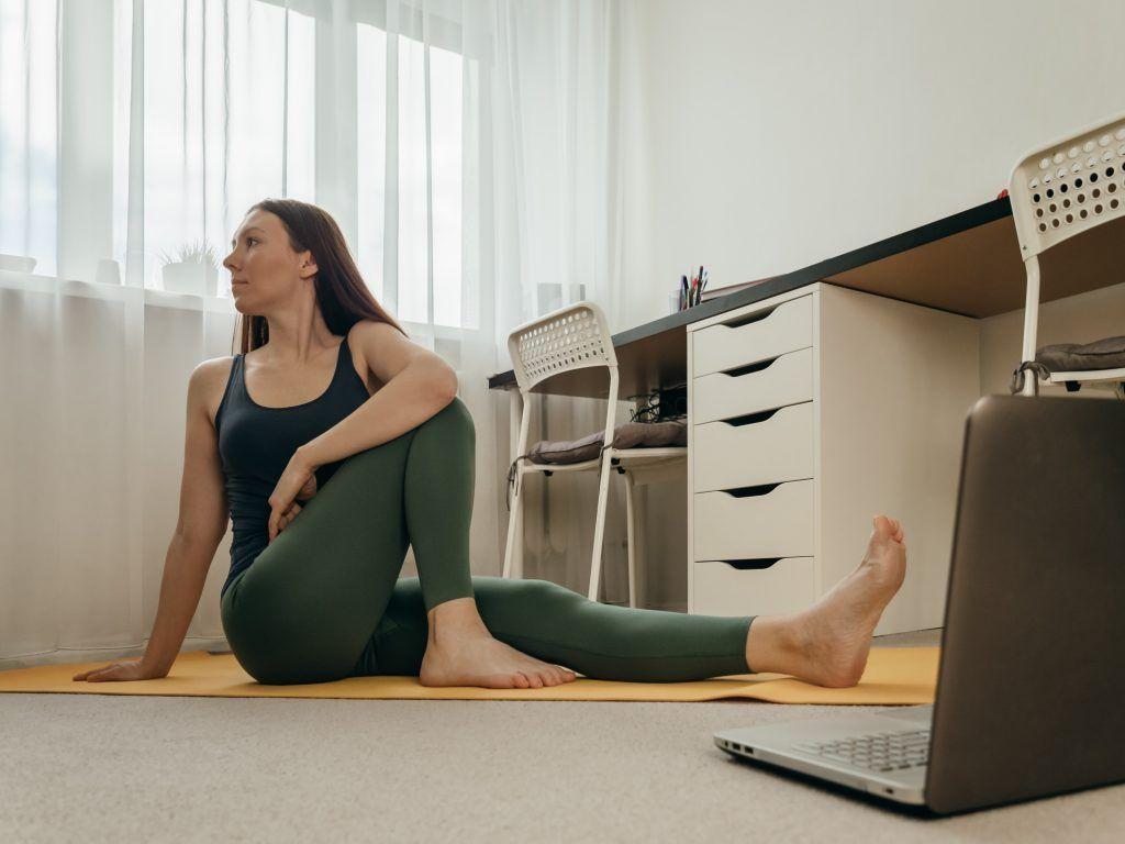 yoga como rehabilitación